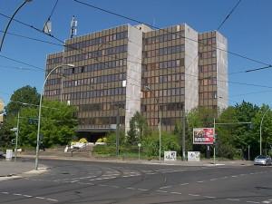 Bürohaus in Lichtenberg