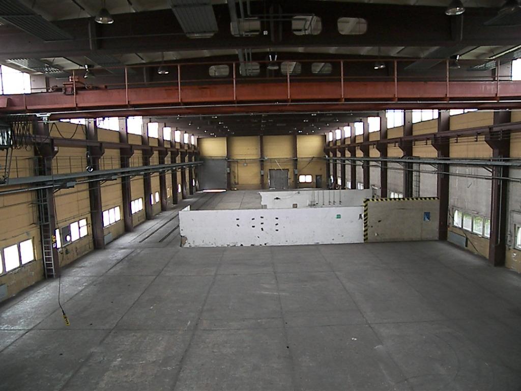 Produktionshalle in Lichtenberg verkauft